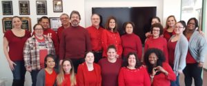 RCP Wear Red Day 2017